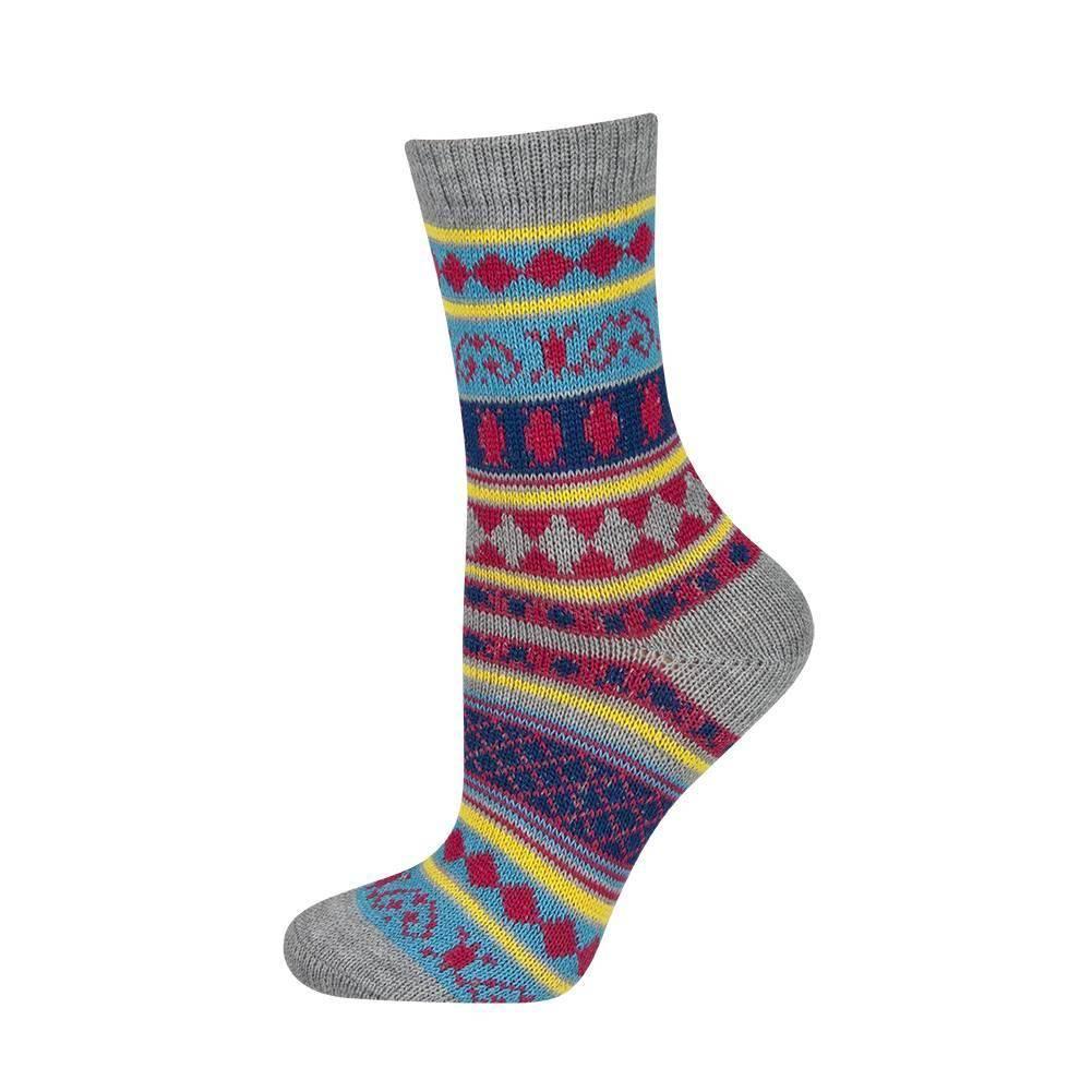 70a384ec9 Calcetines de colores con dibujos SOXO