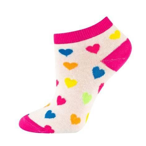 98e86edd6 Calcetines de los pies femininos SOXO dibujos de colores