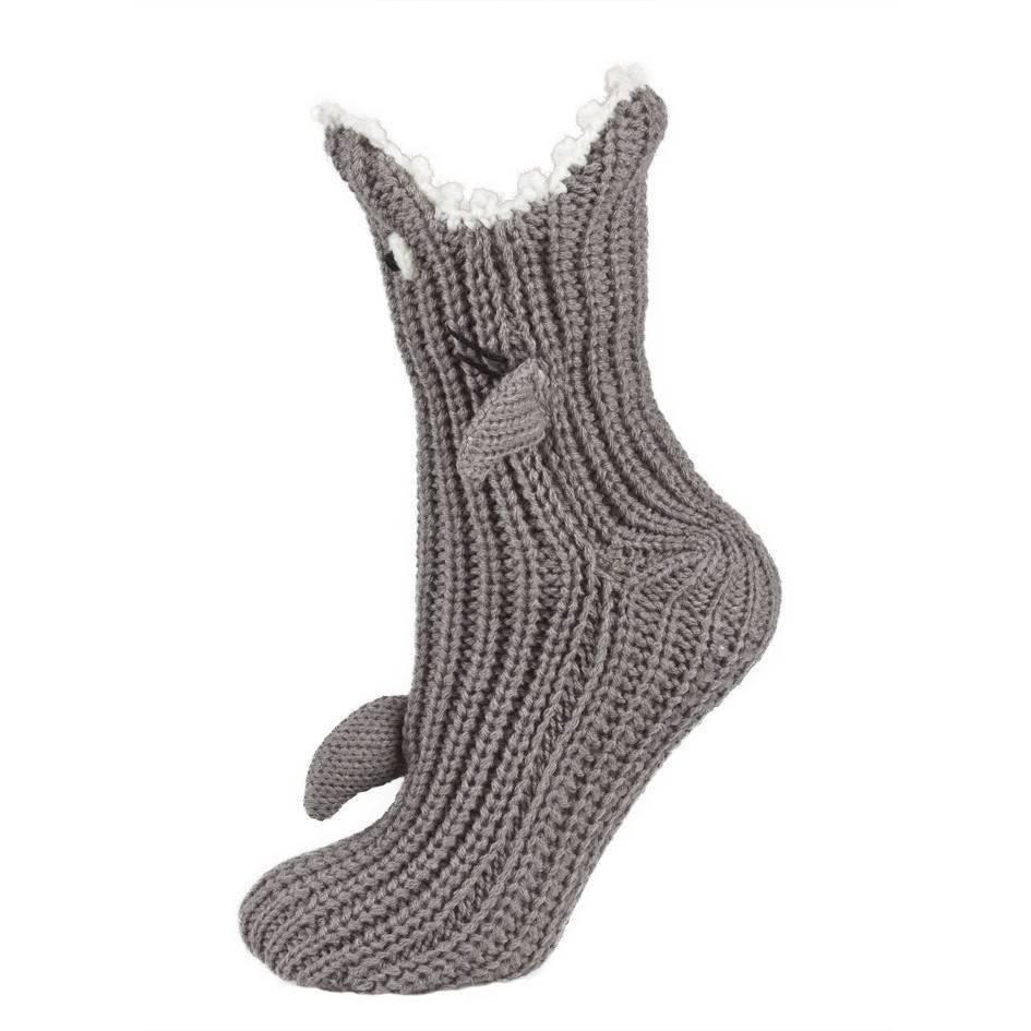 Calcetines de tiburones de SOXO Niños NIÑOS \\ Pantuflas \\ Mascotas ...