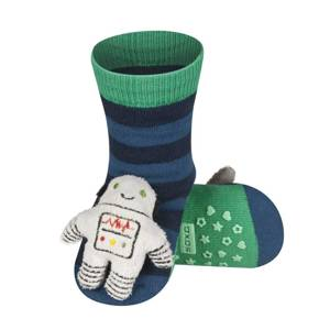 SOXO calcetines infantil sonajero + abs